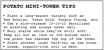 TOWER TIPS